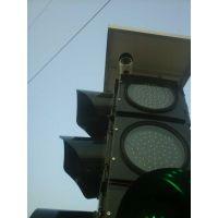 供应咸阳久安通国标太阳能型LED智能交通信号灯报价
