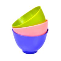 软硅胶面膜碗 美容专用调膜碗 迷你硅胶碗
