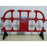 深圳红色塑料护栏批发_惠州塑料胶马围栏隔离栏厂家