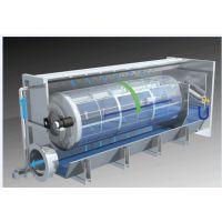 R型微过滤器,电动刷式排污过滤器,转盘过滤器,回转式微过滤器,R型回转微滤设备