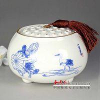 陶瓷茶叶罐 蜂蜜罐子 和艺陶瓷罐子厂家