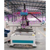 济南诺亚 全自动木板下料机 橱柜专用数控开料机 高端配置