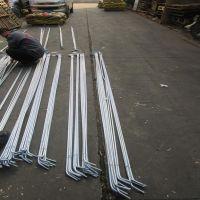 m12钢结构拉条 钢结构斜拉条m12 檩条 拉条热镀锌供应