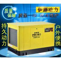 上海伊藤动力30kw汽油发电机YT30REP