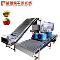 乾德机械 加工定制单级带式食品干燥机