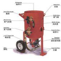 专业生产广州109P移动式喷砂机 迪砂喷砂机生产厂家