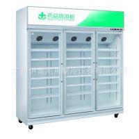 药品阴凉柜药品柜三开门冷柜冷藏展示柜实验试剂冰柜 诚招代理商