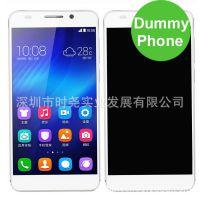 华为 荣耀6 手机模型 H60-L01 原装模型机 1:1手感模具 批发