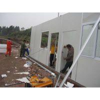 海淀区专业彩钢房搭建车棚制作