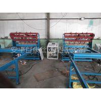 中国知名品牌百康建筑网片排焊机 鸡笼网片焊网机厂家BK1200价格低机型好用