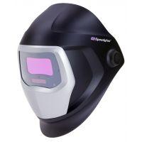 3M9100X自动变光焊接面罩