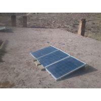 程浩新能源.岷县.太阳能300W离网发电系统