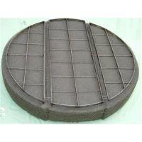 广东锅炉丝网除雾器耐高温 耐腐蚀 标准型 不锈钢材质 DN300-6000 上装下装 安平上善
