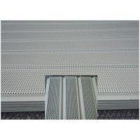 0.6彩钢穿孔压型钢板开孔率20%左右吊顶底板