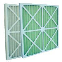 折叠式初效过滤器-袋式无纺布过滤器