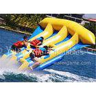 Water Sports 0.9MM PVC Inflatable Boat , Inflatable Fly Fishing Boats
