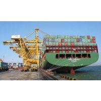 哈尔滨到江苏扬州集装箱物流海运公司