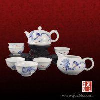 陶瓷茶具厂家 茶具价格 景德镇工艺品定做唐龙陶瓷