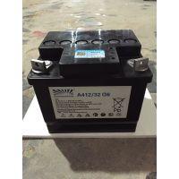 德国阳光蓄电池A412/32G6(三明)代理商报价/储能型蓄电池