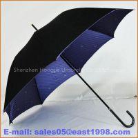 New design auto open Windproof straight umbrella