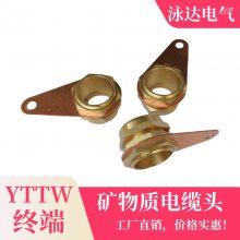 YTTW电缆头 矿物质电缆终端 BTLY终端厂家 泳达电气