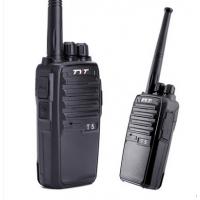 武汉TYT对讲机特易通手台T5对讲机 5W迷你民用50公里 自驾游抗辐射超远距离