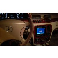 奔驰SL300 奔驰SLK 奔驰Roadster 奔驰act SL5 DVD导航触摸屏维修 美规车