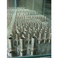不锈钢接头加工,宝塔接头加工,厂家直销、量大从优!