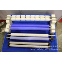 特价供应机用硅胶粘尘滚筒 硅胶粘尘滚轮手动质量稳定