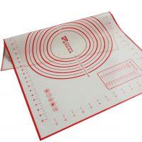 供应华风烘焙工具正品铂金硅胶揉面垫案板烘焙垫和面垫耐高温餐垫