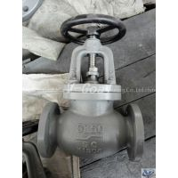 JIS Marine valve-Cast Steel Globe valve 5k 10k 20k
