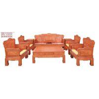 供应杭州帝豪红木家具店 东阳十大红木家具品牌 古典组合 汉宫春晓沙发