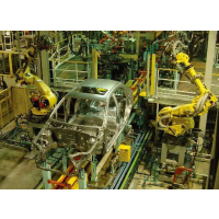 热熔胶机器人点胶机,热熔胶机器人自动点胶机器人