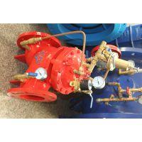 DY609X水控式雨淋报警阀(多功能水泵控制阀)