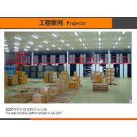 天津正耀三层钢结构平台