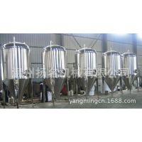 发酵罐 啤酒发酵罐 自酿啤酒发酵罐 不锈钢酿酒设备