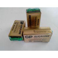 原装正品 GP/超霸 1604A 9伏 碱性电池