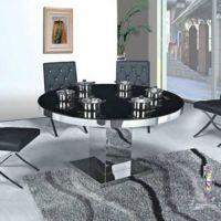 限时特卖 现代中式不锈钢电磁炉火锅台 火锅烧烤一体桌 可定做