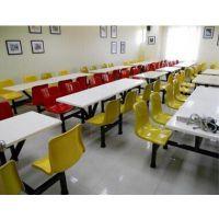 供应4人位靠背椅、东莞餐桌椅/6人位靠背椅/8人位靠背椅惠州餐桌椅连体餐桌椅
