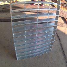 旺来泳池水沟盖板 排水沟格栅盖板 镀锌钢格栅板