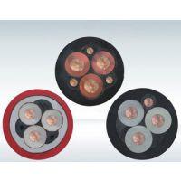 供应齐鲁品牌采煤机金属屏蔽橡套采煤机电缆0.38/0.66V UCPT*