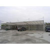 大连专业膜结构车棚.膜结构阳光棚施工