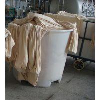 阜南县500L叉车圆桶 印染叉车塑料桶 耐酸碱运输圆桶