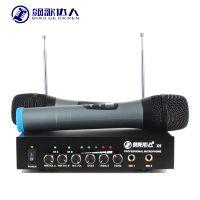 电视K歌电脑K歌家庭唱歌设备无线麦克风