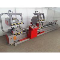 供应济南越辰机械设备LJZ2-450×3700 直线06锯,铝合金门窗机械设备