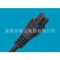 生产供应 乔普美国QT1电源线 8米美标电源线ul 可定制