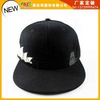 秋冬潮人嘻哈帽 hiphop街舞平板帽批发 印花平沿帽棒球帽男女帽子