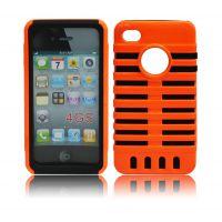 【厂家批发】touch5麦克风手机保护套 苹果手机保护壳