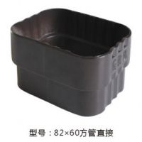 湖南怀化金属k型雨落水系统