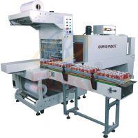 袖口式热收缩膜包装机 全自动PE膜收缩机 调味品收缩包装机